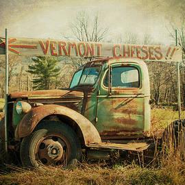 Joanne Shedrick - Vermont Cheese