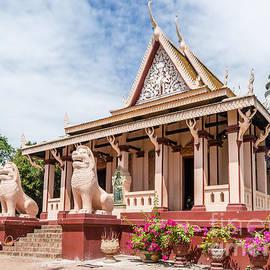 Jennifer Stinson - Wat Phnom