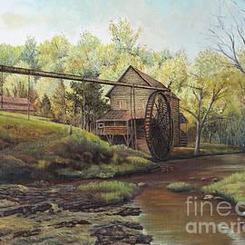 Mary Ellen Anderson - Watermill at Daybreak
