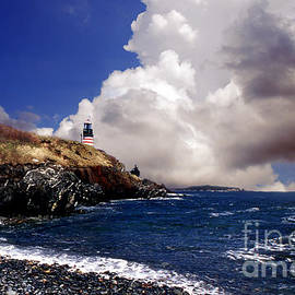 Skip Willits - West Quoddy Lighthouse