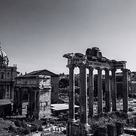 Andrea Mazzocchetti - Whispers from the past - italian landscape - Rome