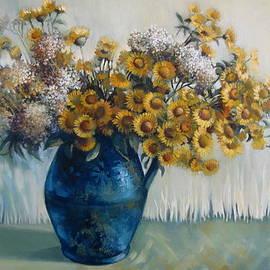 Elena Oleniuc - Wild flowers