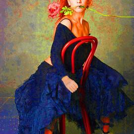 Maureen Tillman - Wild Woman in Blue