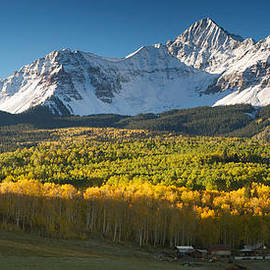 Aaron Spong - Wilson Peak
