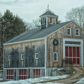 Tricia Marchlik - Winter At The Farm