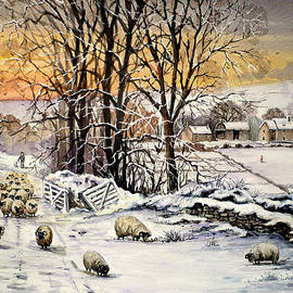 Andrew Read - Winter In The Ribble Valley