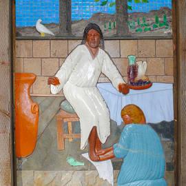 Lance Jost - 1-Woman Anoints Jesus