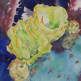 Melanie Harman - Yellow Prickly Pear