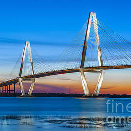 Dale Powell - Charleston Arthur Ravenel Bridge