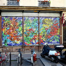 Richard Rosenshein - Building Art In Paris France