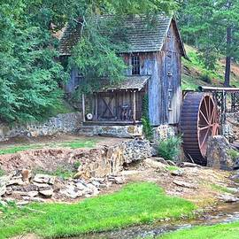 Gordon Elwell - Sixes Mill on Dukes Creek