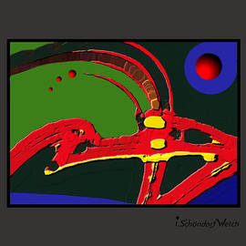 Irmgard Schoendorf Welch - 1072 Abstract Harmony