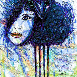 Natalie Holland - Vintage Hair Comb
