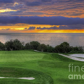 Eddie Yerkish - 11th Green - Trump National Golf Course