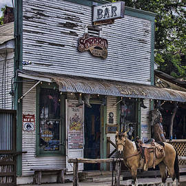 Priscilla Burgers - 11th Street Cowboy Bar in Bandera Texas