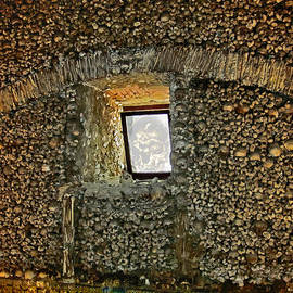 Andy Za - Capela Dos Ossos. Chapel Of Bones. Evora. Portugal.