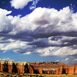 Mark Smith - Capitol Reef National  Park Cathedral Valley