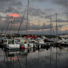 Barbara Walsh - Dingle Marina
