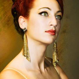 Afrodita Ellerman - Portrait