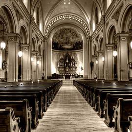 Amanda Stadther - Church of the Assumption