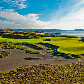 David Patterson - #15 at Chambers Bay Golf Course III