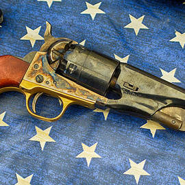 Tommy Anderson - 1860 Colt Union Pistol
