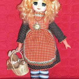 Donatella Muggianu - Candy Candy Polistil vintage doll