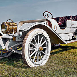 Marcia Colelli - 1910 Franklin Type H Touring
