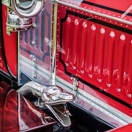 Jill Reger - 1912 Rolls-Royce Silver Ghost Rothchild et Fils Style Limousine Snake Horn -0711c