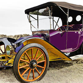 Marcia Colelli - 1913 Argo Electric Model B Roadster