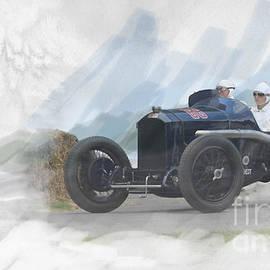 Roger Lighterness - 1913 Peugeot L45