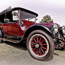 Marcia Colelli - 1913 Stevens Duryea Type C Touring