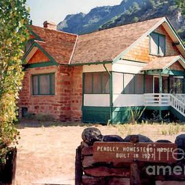 Connie Fox - 1927 Pendley Homestead House Sedona