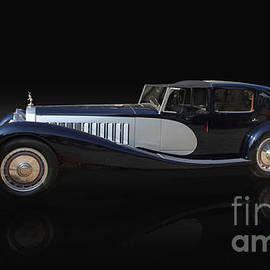 Roger Lighterness - 1929 Bugatti Type 41 Royale