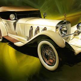 Blake Richards - 1929 Mercedes Benz model S Tourer
