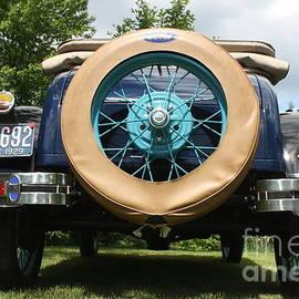 Joseph Marquis - 1929 Model-A Roadster 3