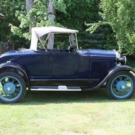Joseph Marquis - 1929 Model-A Roadster 4