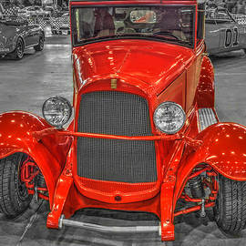 John Straton - 1929 Willys Overland Whippet Roadster