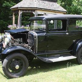 Joseph Marquis - 1930 Model-A Tudor 2