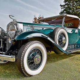 Marcia Colelli - 1931 Cadillac 452 A V 16 Roadster