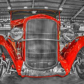 John Straton - 1931 Chevy Roadster Convertible