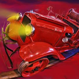 Blake Richards - 1931 Ford Model AA Fire Truck