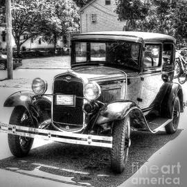 Marcel  J Goetz  Sr - 1931 Ford Sedan