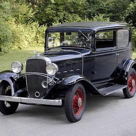 Glenn Morimoto - 1932 Chevy 2 door sedan