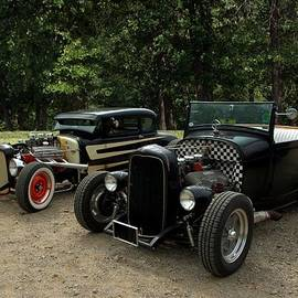 Tim McCullough - 1932 Ford Hot Rods