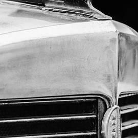Jill Reger - 1932 Marmon Sixteen LeBaron Victoria Coupe Hood Ornament - Grille Emblem - 1904BW