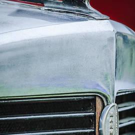 Jill Reger - 1932 Marmon Sixteen LeBaron Victoria Coupe Hood Ornament - Grille Emblem - 1904C
