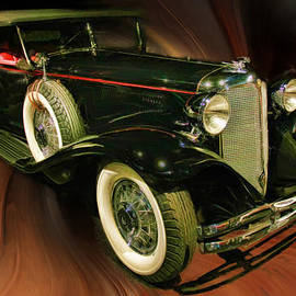 Blake Richards - 1933 Pacard 1004 Sport Phaeton