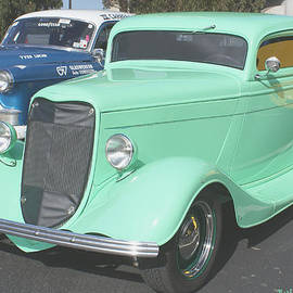 Barbara Snyder - 1934 Ford  Classic