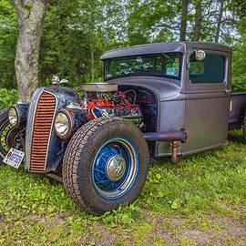 Ken Morris - 1934 Ford hot rod pickup -